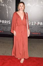 BRIANA EVIGAN at The 15:17 to Paris Premiere in Los Angeles 02/05/2018