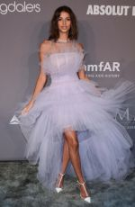 BRUNA LIRIO at Amfar Gala 2018 in New York 02/07/2018