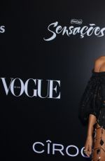 BRUNA MARQUEZINE at Vogue Carnival Ball in Sao Paulo 02/01/2018