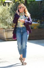 BUSY PHILIPPS at Create & Cultivate Conference in Los Angeles 02/24/2018