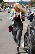 BUSY PHILIPPS Out in West Hollywood 02/27/2018