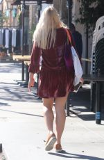 BUSY PHILIPPS Out Shopping in West Hollywood 02/01/2018