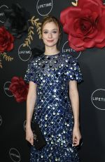 CAITLIN FITZGERALD at Unreal and Mary Kills People Party in Los Angeles 02/13/2018