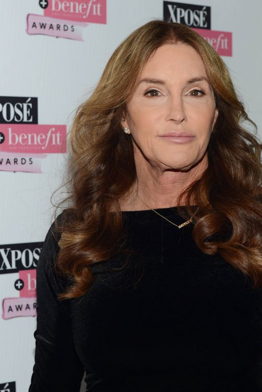 CAITLYN JENNER at Xpose Benefit Awards 2018 in Dublin 02/01/2018