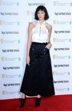 CAITRIONA BALFE at Bafta Nominees Party in London 02/17/2018