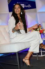 CAMILA ALVES at #blogher18 Health Conference at Tribeca 360 in New York 01/31/2018