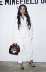 CAMILA ALVES at The Minefield Girl Audio Visual Book Launch in New York 01/31/2018