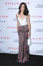 CAMILA BANUS at Stillwater Premiere in Los Angeles 02/12/2018