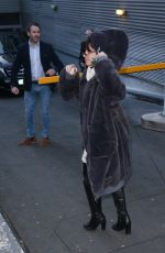 CAMILA CABELLO Leaves Her Hotel in London 02/15/2018