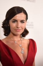 CAMILLA BELLE at 2018 Los Angeles Ballet Gala in Beverly Hills 02/24/2018