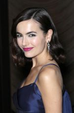 CAMILLA BELLE at Stuart Weitzman Cocktail Party in New York 02/08/2018