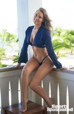 CAMILLE KOSTEK in Sports Illustrated Swimsuit Issue 2018