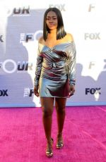 CANDICE BOYD at The Four: Battle for Stardom Viewing Party in West Hollywood 02/08/2018