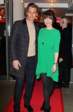 CANDICE BROWN at Eugenius! Gala Performance at The Other Palace in London 01/31/2018
