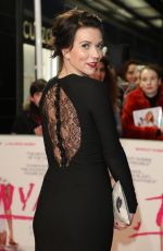 CANDICE BROWN at I, Tonya Premiere in London 02/15/2018