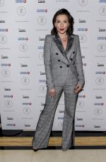 CANDICE BROWN at Zeynep Fashion Show at LFW in London 02/17/2018