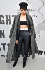 CARA DELEVINGNE at Christian Dior Show at Paris Fashion Week 02/27/2018