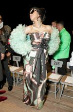CARDI B at Marc Jacobs Fashion Show at NYFW in New York 02/14/2018