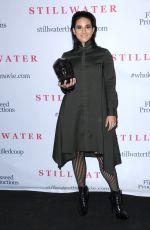 CARLENA BRITCH at Stillwater Premiere in Los Angeles 02/12/2018