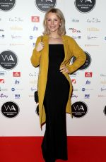 CARLEY STENSON at Whatsonstage Awards in London 02/25/2018