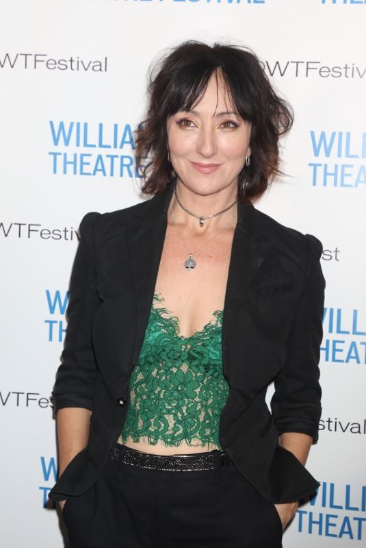 CARMEN CUSAK at Williamstown Theatre Festival Gala 2018 at Tao Downtown 02/06/2018