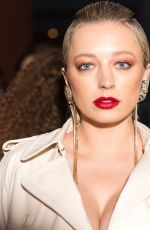 CAROLINE VREELAND at Marc Jacobs Fashion Show at NYFW in New York 02/14/2018