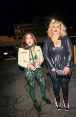 CECE VALENCIA at Avalon Nightclub in Hollywood 02/22/2018