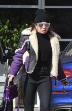 CHARLI XCX Out in Los Angeles 02/20/2018