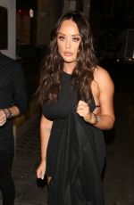 CHARLOTTE CROSBY at Valentine's Party at Libertine Nightclub in London 02/08/2018