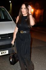CHARLOTTE CROSBY Night Out in Durham 02/26/2018
