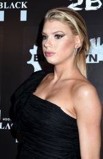 CHARLOTTE MCKINNEY at First We Take Brooklyn Premiere in New York 02/07/2018