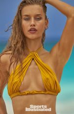 CHASE CARTER in Sports Illustrated Swimsuit 2018 Issue