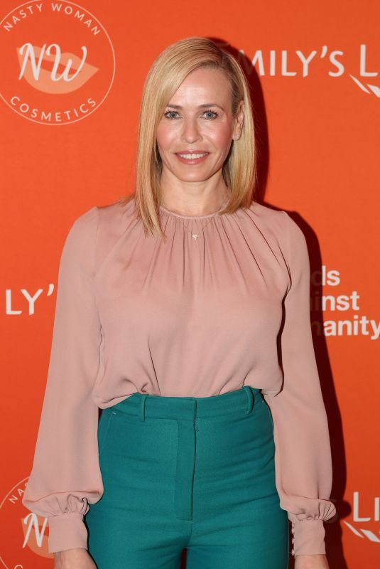 CHELSEA HANDLER at Emily's List Run. Resist. Win Event in Los Angeles 02/27/2017