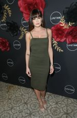 CHELSEA HOBBS at Unreal and Mary Kills People Party in Los Angeles 02/13/2018