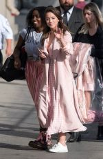 CHLOE BENNET at Jimmy Kimmel Live in Los Angeles 02/14/2018