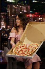 CHLOE BENNET on the Set of Jimmy Kimmel Live in Los Angeles 02/14/2018