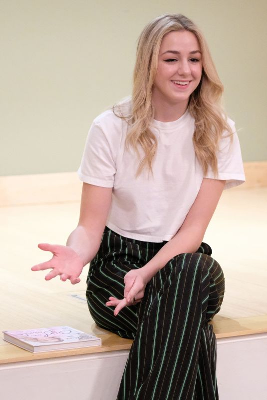 CHLOE LUKASIAK at Santa Monica Library 02/03/2018