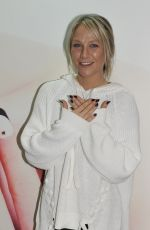 CHLOE MADELEY at Professional Beauty Exhibition in London 02/25/2018