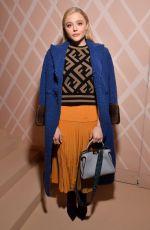 CHLOE MORETZ at Fendi Winter/Fall 2018/2019 Fashion Show in Milan 02/22/2018