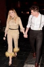 CHLOE MORETZ Celebrates Her 21st Birthday with Brooklyn Beckham in Los Angeles 02/03/2018
