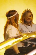 CHLOE MORETZ Celebrates Her Birthday on the Sunset Strip in Los Angeles 02/12/2018