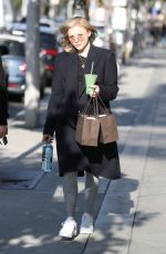 CHLOE MORETZ Out Shopping in Los Angeles 02/14/2018