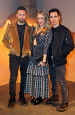 CHLOE SEVIGNY at Proenza Schouler Fragrance Party at New York Fashion Week 02/10/2018
