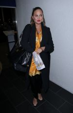 CHRISSY TEIGEN at Create & Cultivate Conference in Los Angeles 02/24/2018