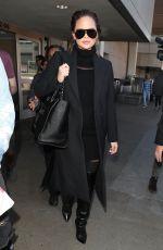 CHRISSY TEIGEN at Los Angeles International Airport 02/23/2018