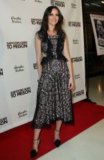 CHRISTINA ARQUETTE at Survivors Guide to Prison Premiere in Los Angeles 02/18/2018