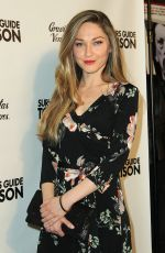 CHRISTINA MCDOWELL at Survivors Guide to Prison Premiere in Los Angeles 02/18/2018