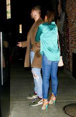 CHRISTINA MILIAN and Matt Pokora Night Out in Hollywood 02/05/2018
