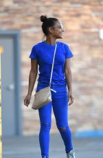 CHRISTINA MILIAN Out in Los Angeles 02/07/2018