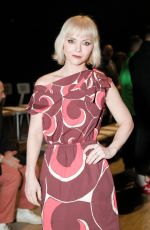 CHRISTINA RICCI at Marc Jacobs Fashion Show at NYFW in New York 02/14/2018